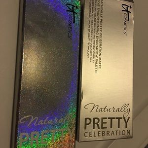 Limited edition IT cosmetics celebration palette